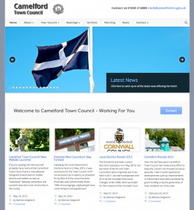 Camelford Town Council Home Page