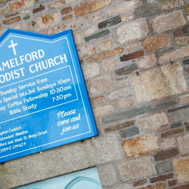 Camelford Methodist Church