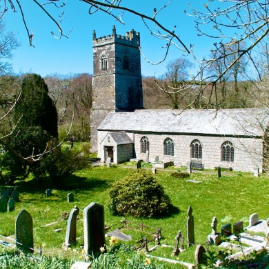 Lanteglos Parish Church